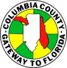 The Columbia County FL Logo